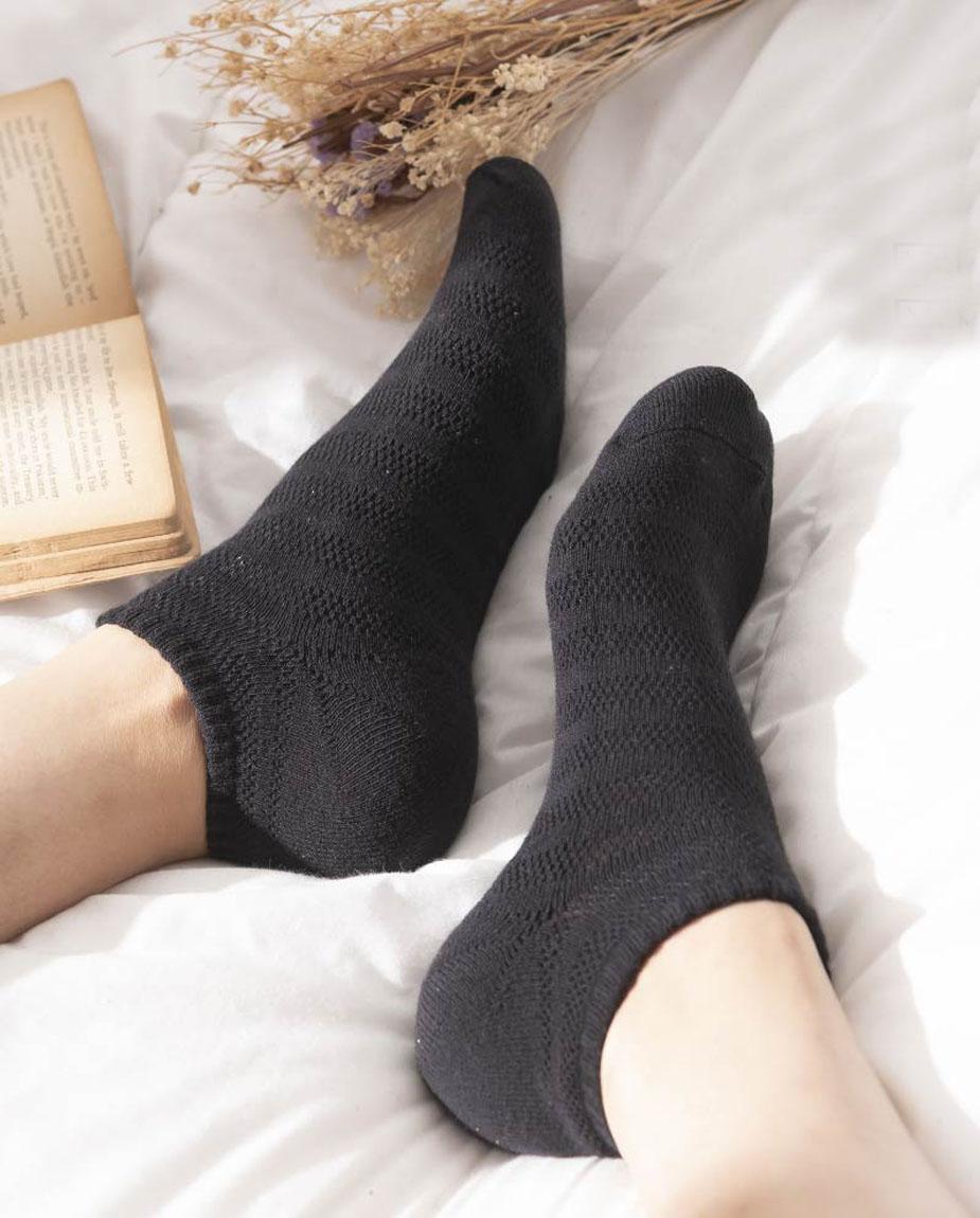 【8雙組】三花超透氣運動襪.男女適用.隱形襪.襪子 455