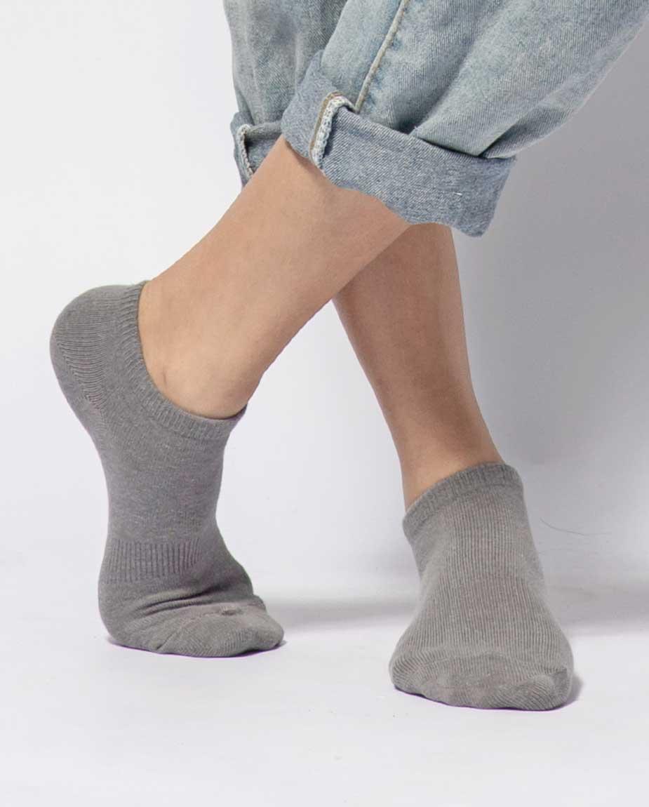 【12雙組】三花素面隱形襪.男女適用.襪子 60